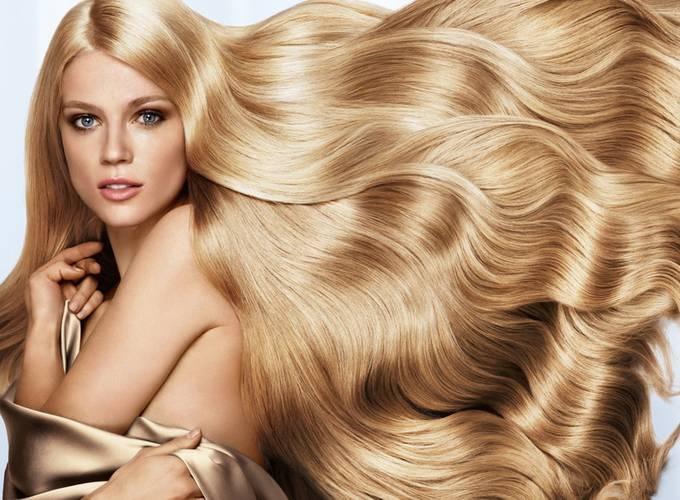 Красивые и сильные волосы