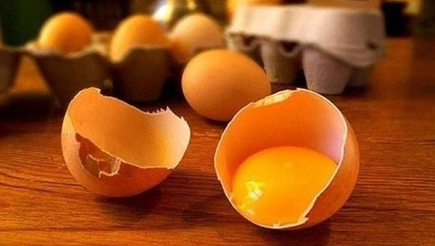 Куриный яичный желток