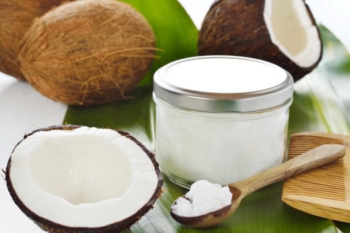 Как выглядит масло кокоса