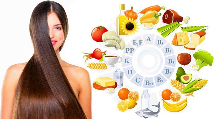Витамины и минералы для укрепления волос