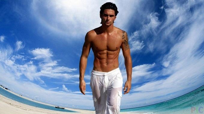 Мужчинам андрогены помогают стать выносливее и мужественнее