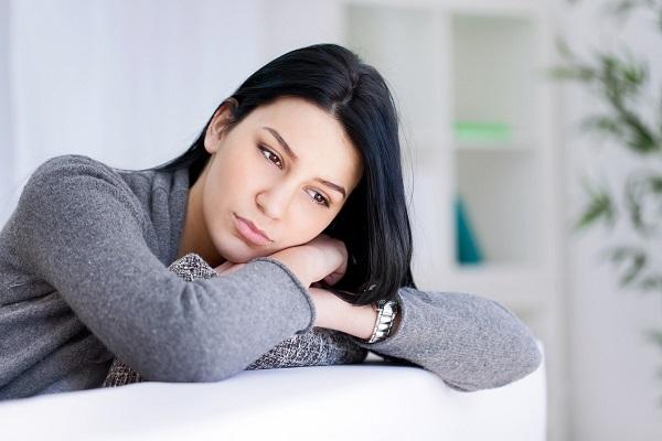 При превышении андрогенов в крови женщина не может забеременеть