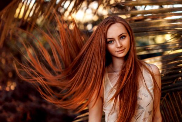 Красивые волосы здорово поднимают самооценку