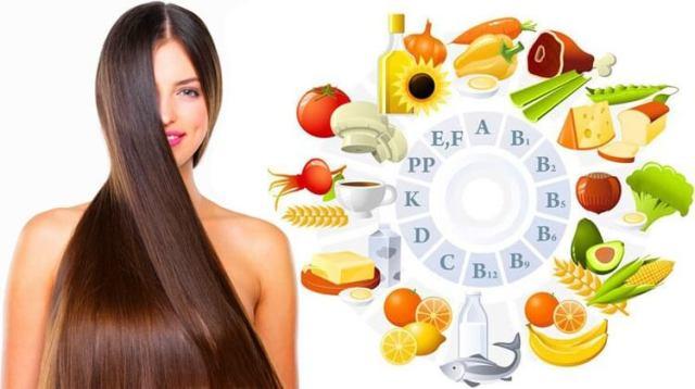 Сила волос – в их питании
