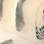 Микроблейдинг – ручная прорисовка волосков
