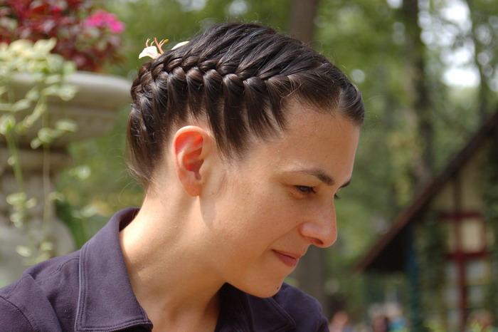 Тугие косы
