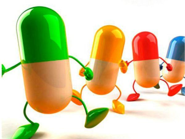 Не все витамины могут быть объединены в один прием