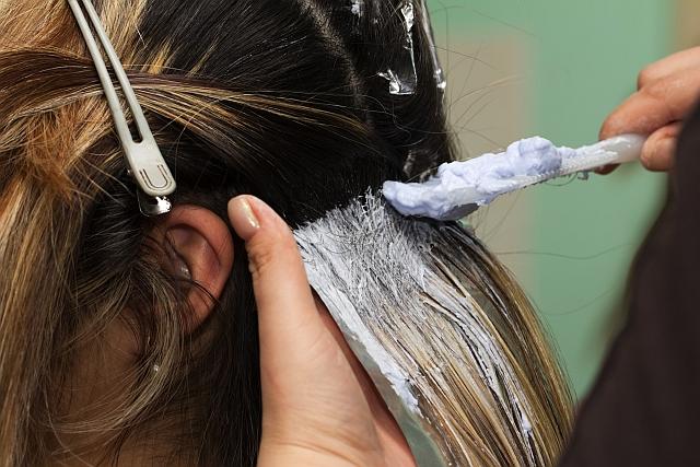 Окрашивание волос как фактор риска