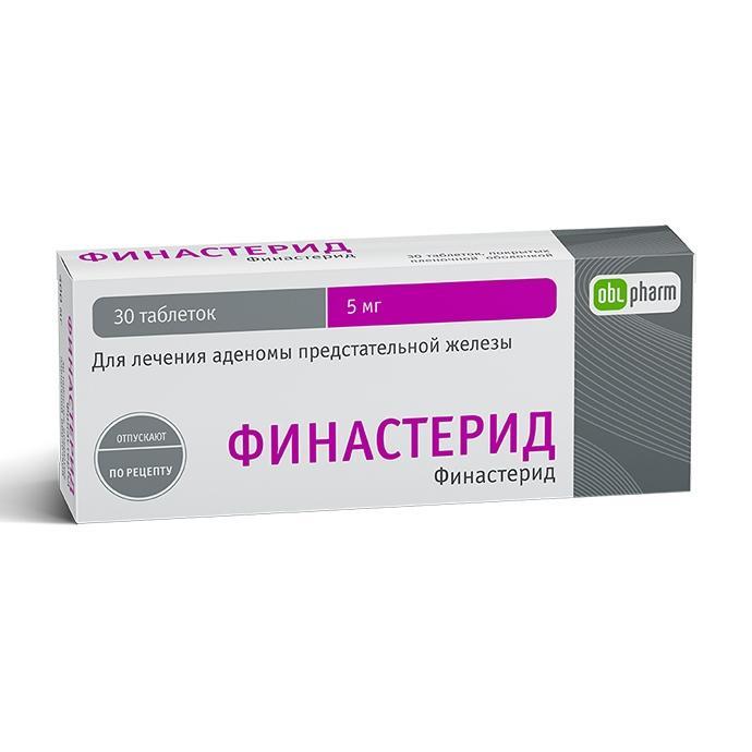 Финастерид эффективен при андрогенной алопеции