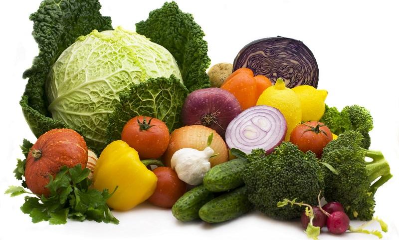 Овощи и фрукты – просто кладезь витаминов