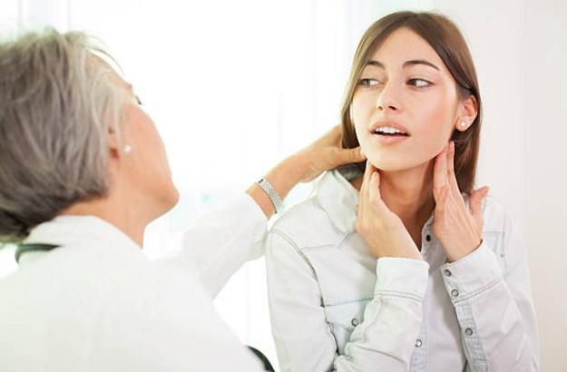 Щитовидка и выпадение волос