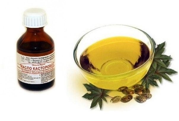 Касторовое масло – незаменимое народное средство против облысения