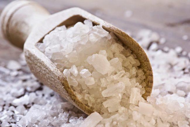 Соль – хороший стимулятор кровообращения