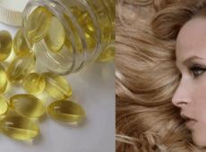 Капсулы для волос – современное средство для ухода за локонами