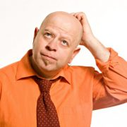 Облысение – проблема многих мужчин