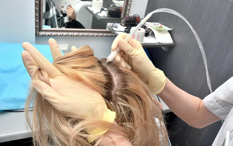 Медицинские процедуры для волос