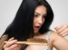 Выпадение волос – частое явление