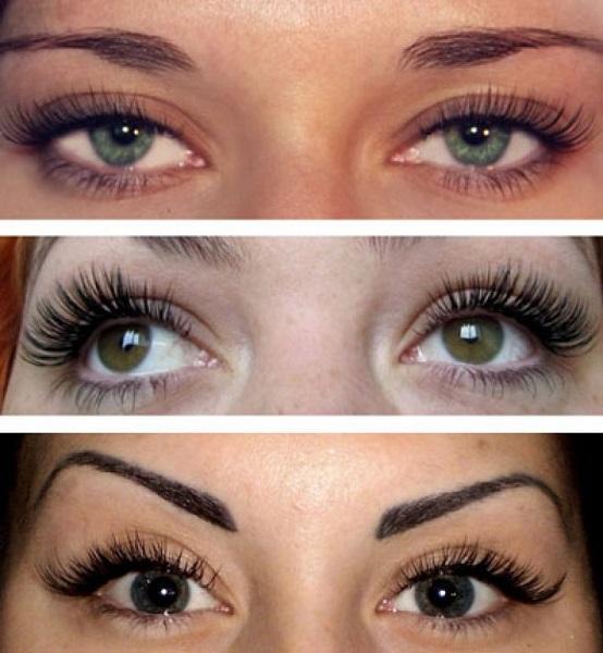 """Как преображаются глаза посредством """"лисьего взгляда"""""""