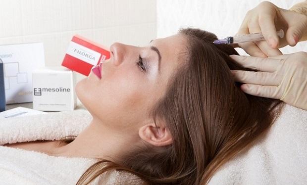 Эффективная процедура для роста волос