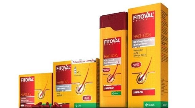 «Фитовал» помогает регенерировать поврежденные локоны