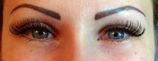 Глаза стали более привлекательными