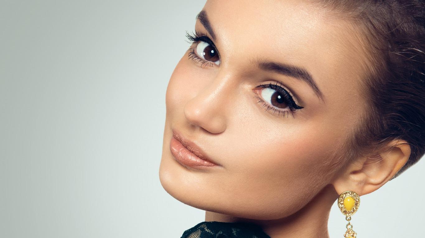 Легкий макияж для девушки