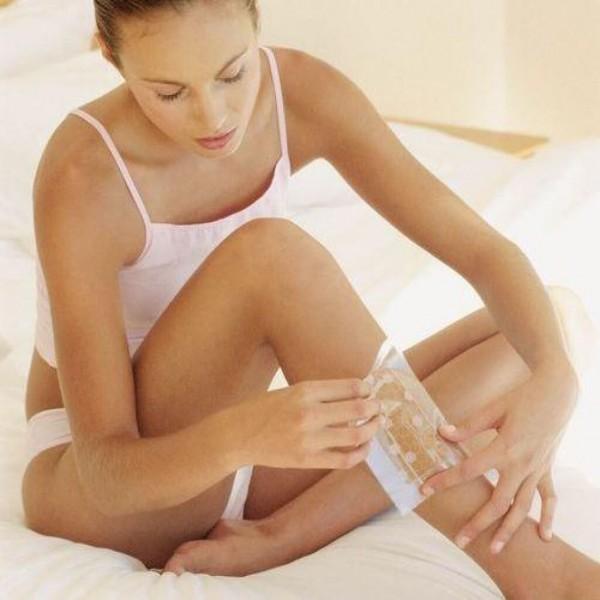 Чем можно заменить тканевые полоски для депиляции