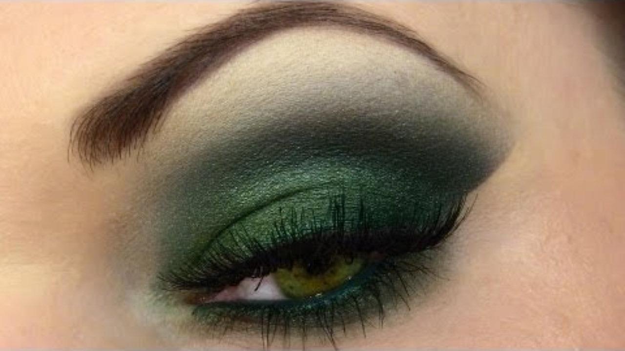 Выбирая зеленый цвет, важно не допустить слияния