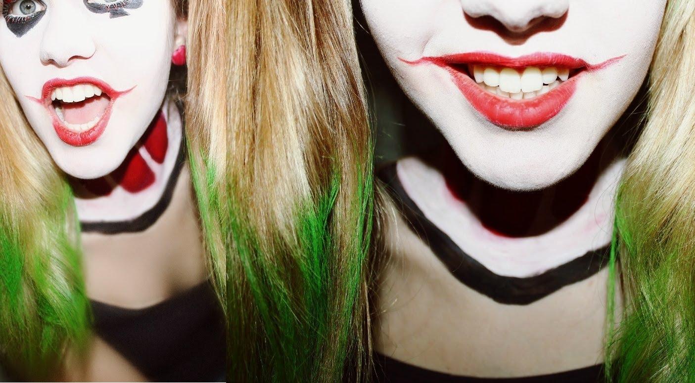 Женский образ Джокера