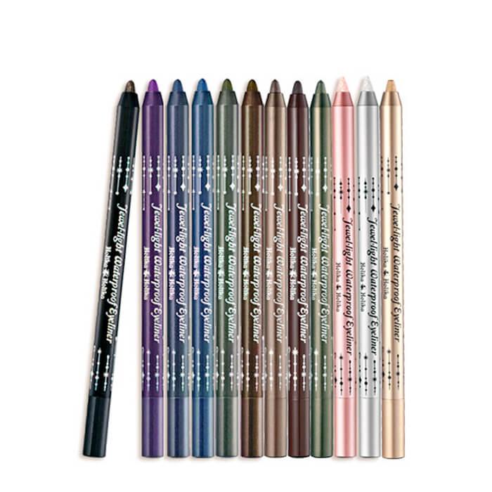 Гелевый карандаш имеет широкую палитру цветов
