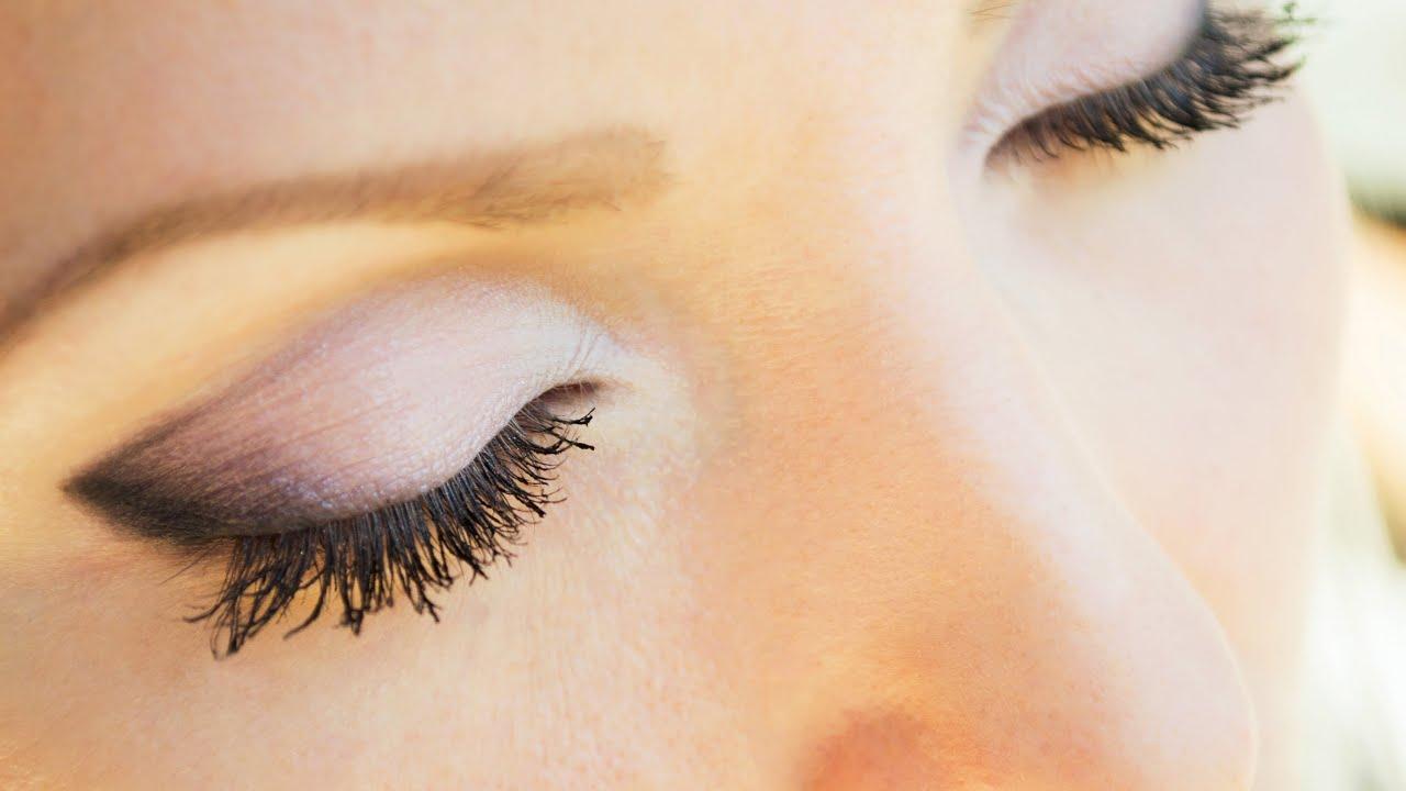 Нежный ежедневный макияж