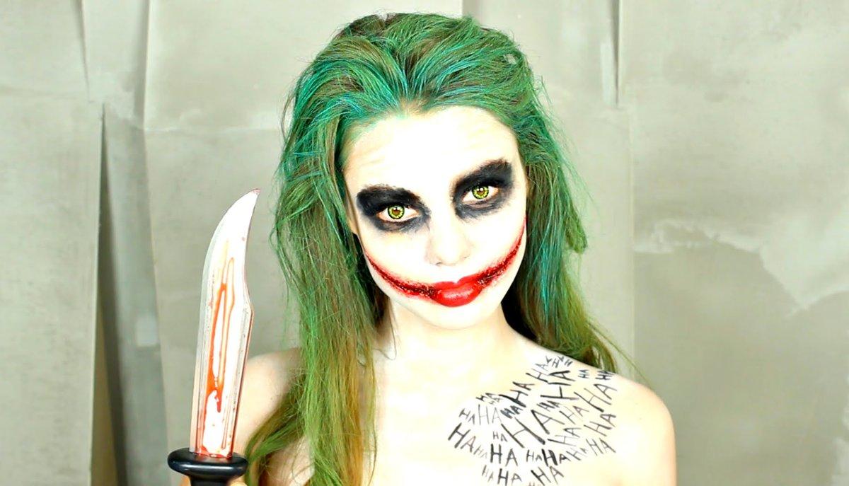 Девушка Джокер