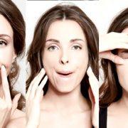 Гимнастика лица предотвращает старение кожи