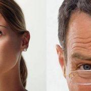 Морщины на лбу – повод для беспокойства женщин и мужчин
