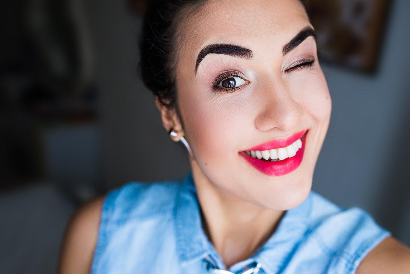 Как правильно красить брови в домашних условиях