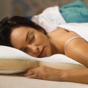 Ортопедическая подушка для лица