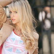 Сдержанно-элегантный мейк для блондинки – залог сногсшибательности