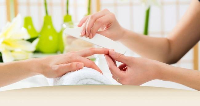 Укрепление ногтей под гель лак: базой, акриловой пудрой и гелем