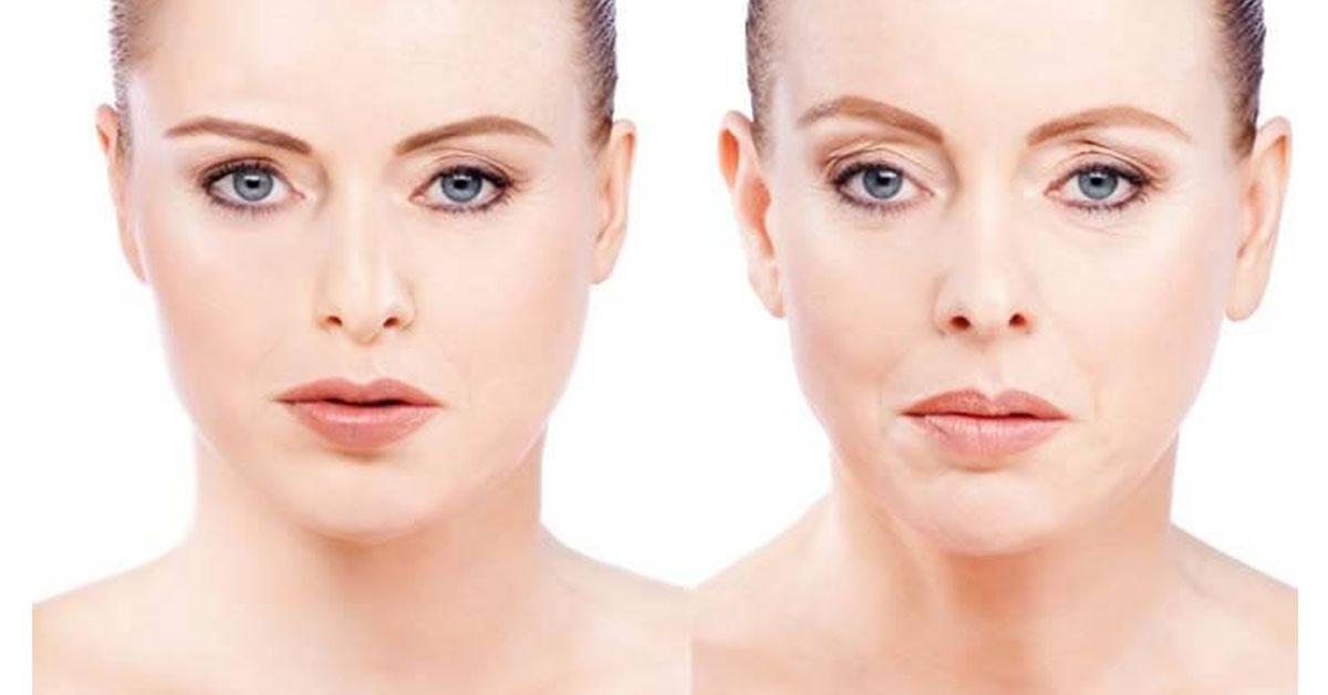 Старение кожи может вызывать некачественная косметика