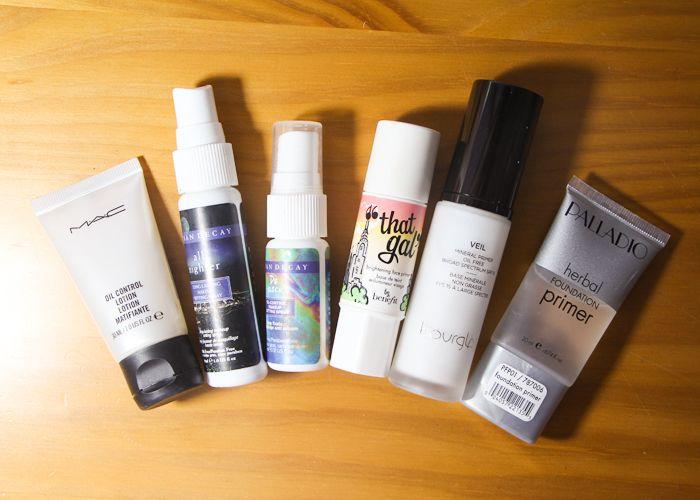 Праймеры для лица выравнивают тон и маскируют погрешности кожи