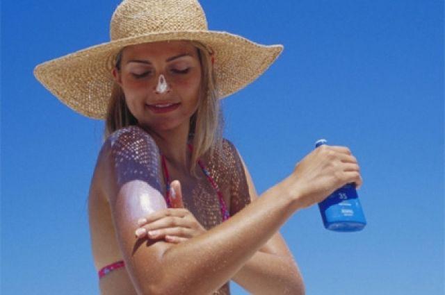 Солнечное облучение приводит к раннему появлению морщин