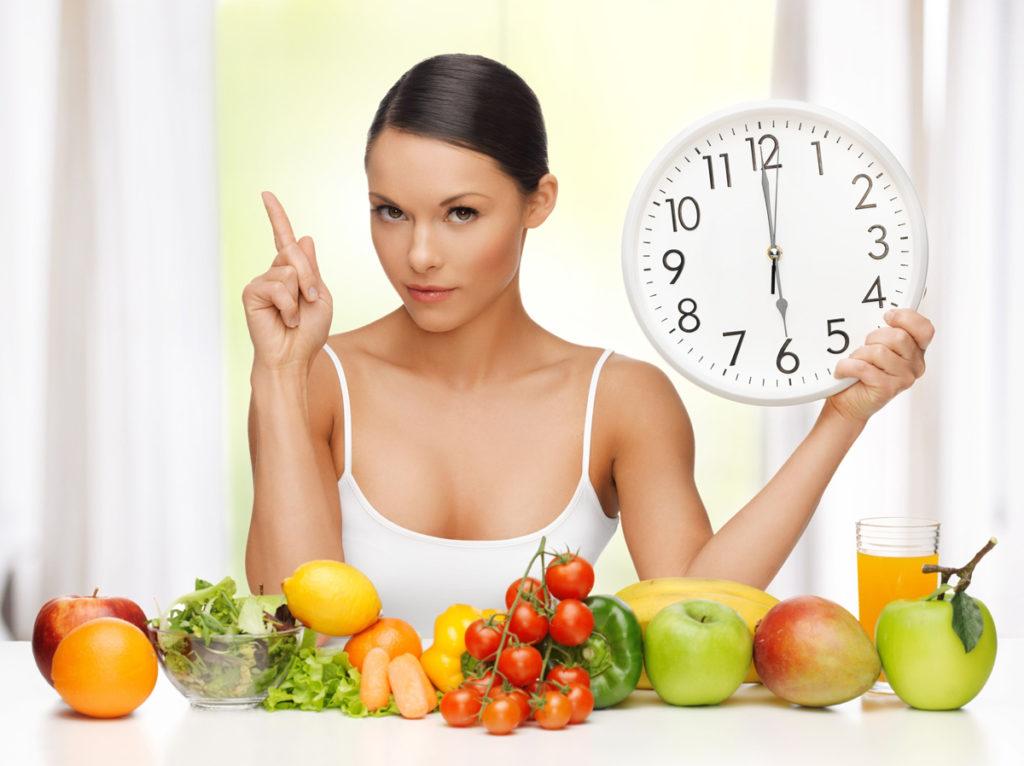 Правильное питание – залог молодой кожи