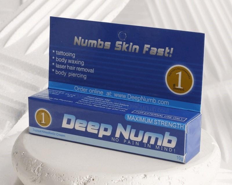 Средство для обезболивания Deep Numb