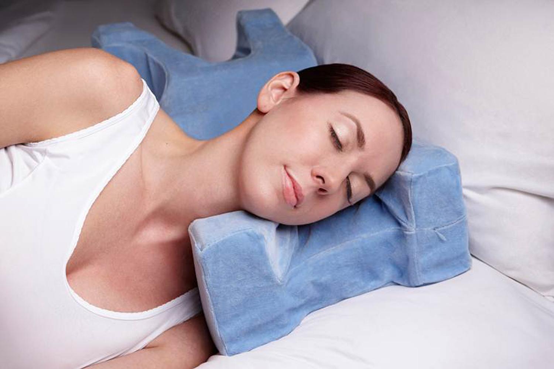 Н-образная форма подушки