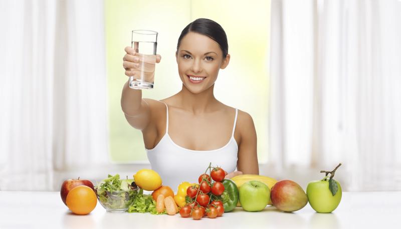 Полезная пища – залог красивой кожи, хорошего настроения и отличного здоровья