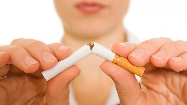 Отказ от курения улучшает состояние кожи