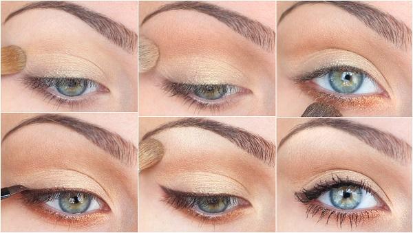 Создать дневной макияж очень просто и легко