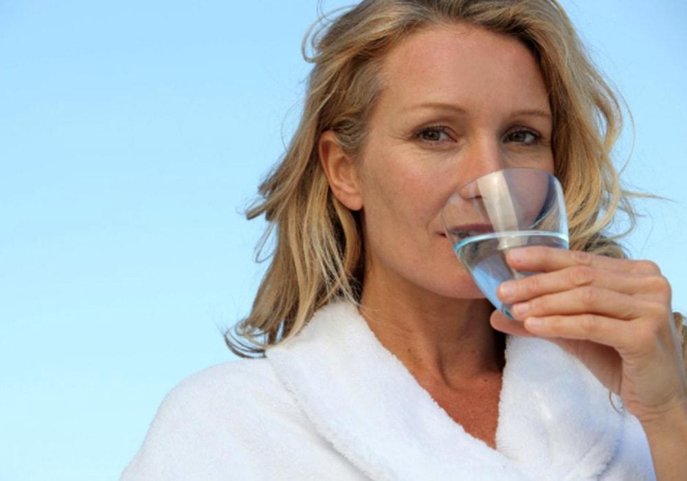 Соблюдение питьевого режима – условие здоровой кожи