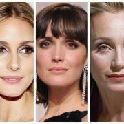 В зависимости от нанесенного макияжа, глубоко посаженные глаза выглядят по-разному