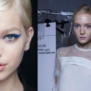 Макияж с точками под глазами – новый модный тренд